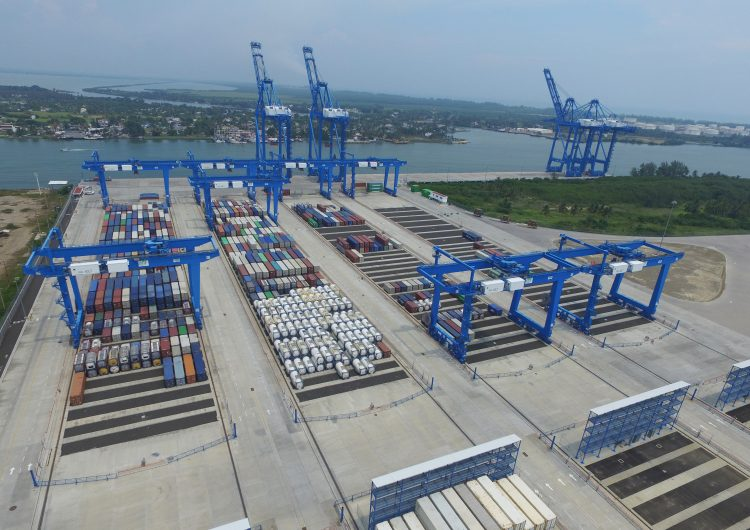 Hapag-Lloyd iniciará operaciones en Tuxpan Port Terminal
