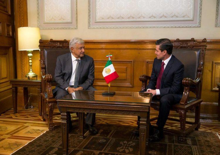 El TLCAN, uno de los temas en la mesa de transición entre Peña Nieto y AMLO