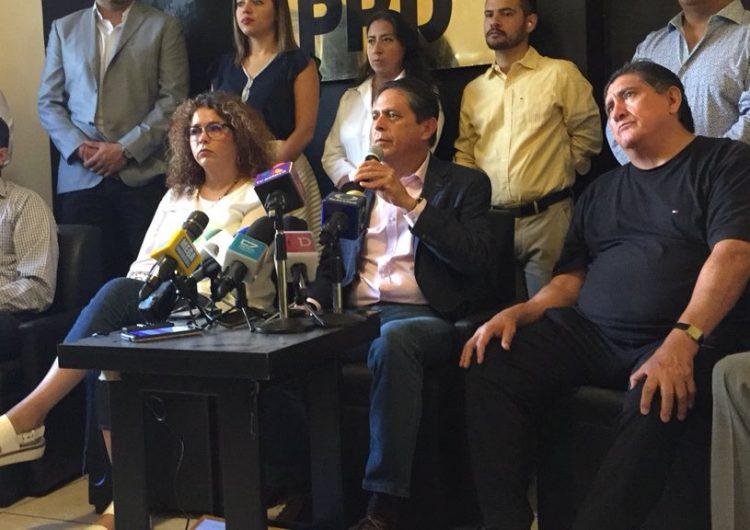 PRD en Jalisco niega pérdida de registro al no alcanzar 3 por ciento de votos