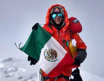 Mexicana conquista la segunda montaña más alta del mundo; es la primera latina que lo logra