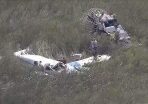 Dos avionetas chocan entre sí y mueren 4 personas en los pantanos de Florida