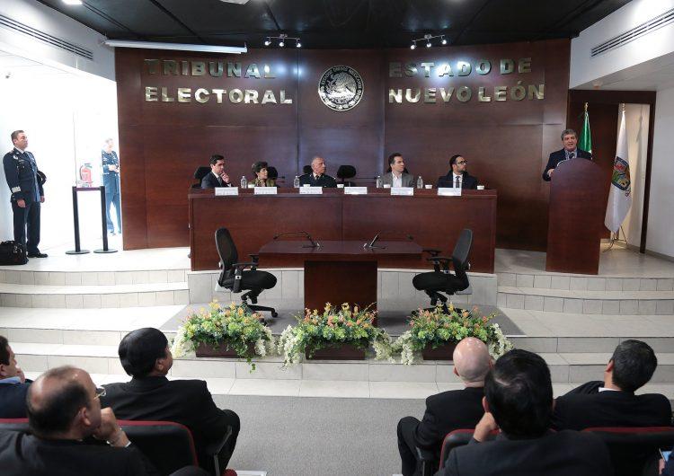 Validad Tribunal Electoral local la elección en 13 municipios de NL