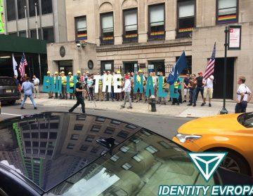 México condena actos racistas afuera de su consulado en Nueva York