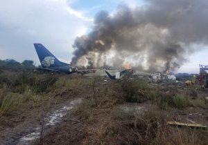 Lo que sabemos sobre el accidente de un avión de pasajeros en Durango, México