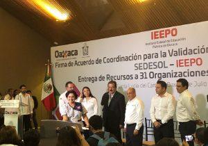 """Viable """"mudanza"""" de Sedesol a Oaxaca: Pérez Magaña"""