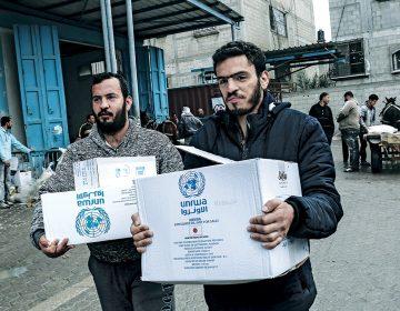 La juventud palestina lucha por un Estado binacional