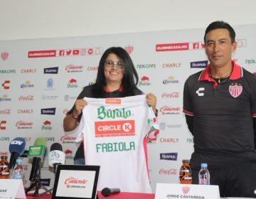 Llega Fabiola Vargas a dirección técnica de las Centellas