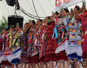 "Vibra Oaxaca con la ""Guelaguetza 2018"""