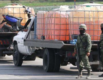 """Decomisa Ejército 33 mil litros de diésel tras enfrentamiento en """"La Tuna"""""""