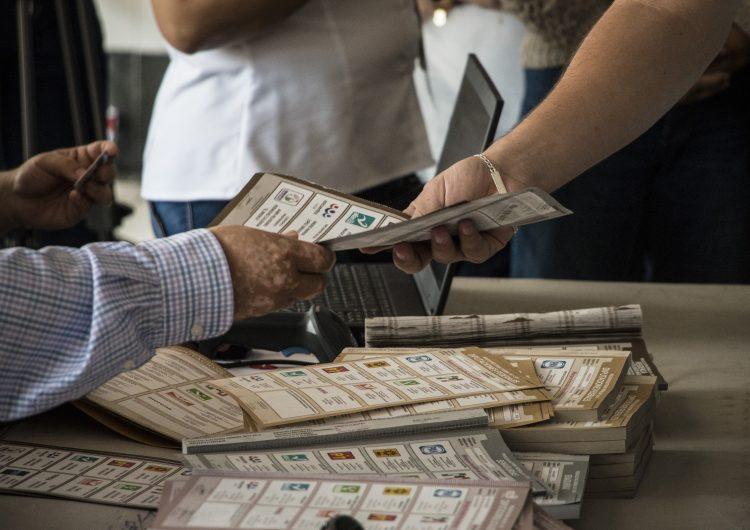 Lideran votos sin registro, incidencias en elecciones de Aguascalientes