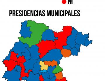 Así se configura la oposición en Guanajuato