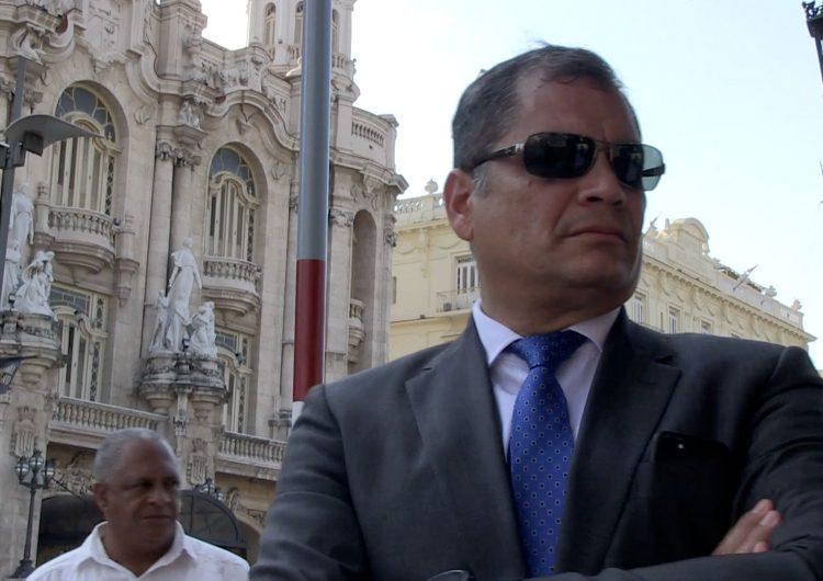Dictan prisión contra expresidente de Ecuador; se le acusa de secuestro de un opositor