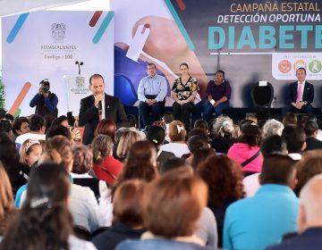 Lanza gobierno campaña de detección de diabetes en educación básica