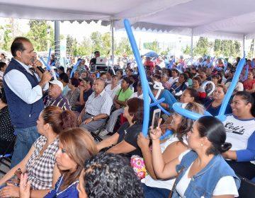Entregó Orozco apoyos a habitantes de municipios de Aguascalientes