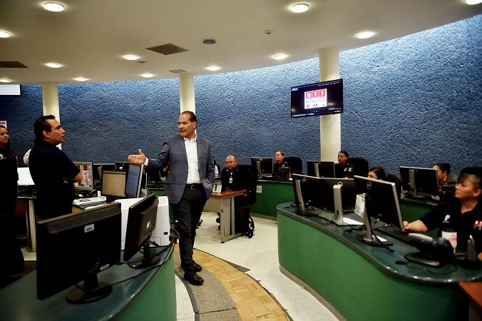 Supervisa Orozco software para agilizar atención de reportes de emergencia