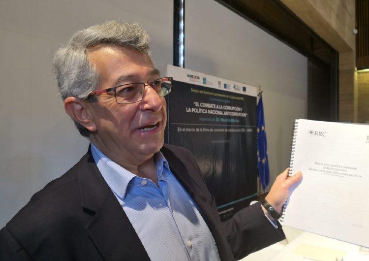 """La ciudadanía no dio un """"cheque en blanco"""" al nuevo gobierno: Merino Huerta"""