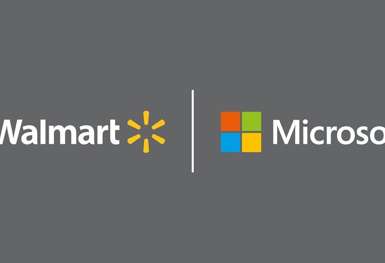 Walmart y Microsoft se unen contra Amazon ¿podrán contra el rey de las compras por internet?
