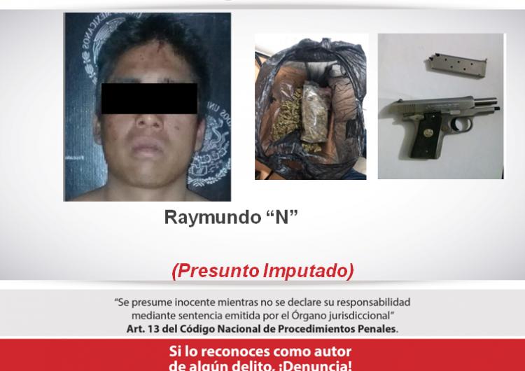 """Cae """"El Canadá"""" en Jalisco, es líder de una célula delictiva buscado en Michoacán"""