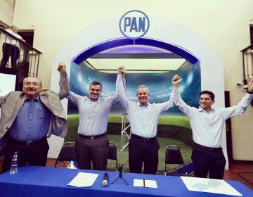 Aventaja PAN en voto por voto de Guadalupe y Monterrey