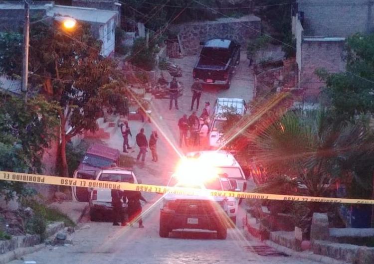 Asesina comando armado a 7 personas en Tlaquepaque, Jalisco