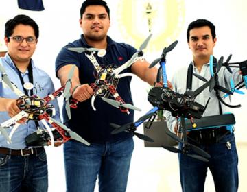Enseñarán en la UANL a niños y jóvenes cómo construir drones