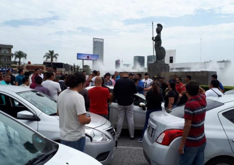 SEMOV retiene casi 400 unidades irregulares en una semana en Jalisco; operativos continuarán