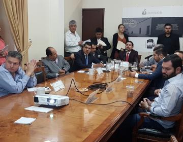 Aprueba Comisión de Adquisiciones 7.5 MDP para rehabilitación de la sede del Congreso de Jalisco