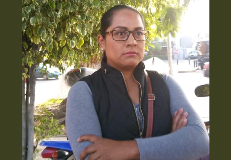 Agotan recursos para atender a mamá de Tadeo; familiares ven riesgo para su salud