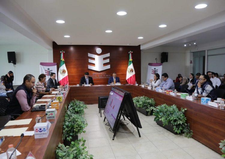 A recuento 72% de la paquetería electoral municipal en Oaxaca: IEEPCO