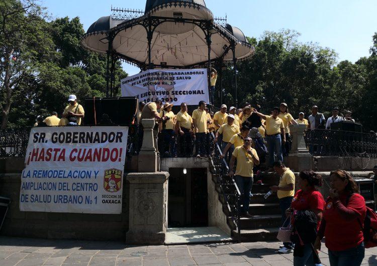 Detecta ASF evasión de ISR, pagos irregulares y opacidad en Servicios de Salud de Oaxaca