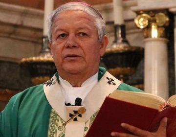"""Que Puebla """"no dé la nota"""" de violencia en transición de gobierno, pide arzobispo"""