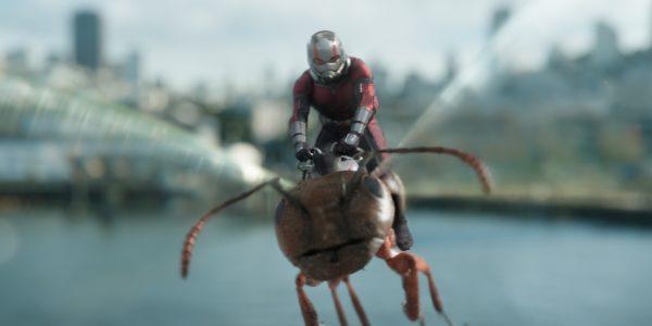Regresa el optimismo con 'Ant-Man and the Wasp'