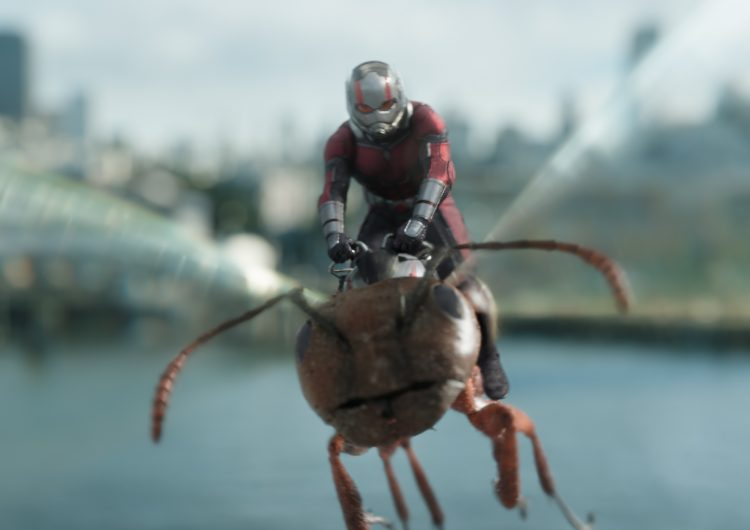 Regresa el optimismo con 'Ant-Man and the Wasp'