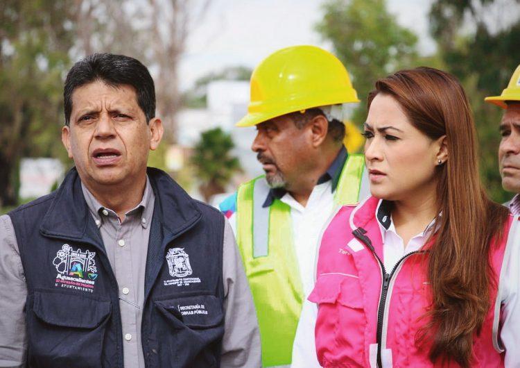 Prepara Tere Jiménez lista de encargos para nueva administración federal
