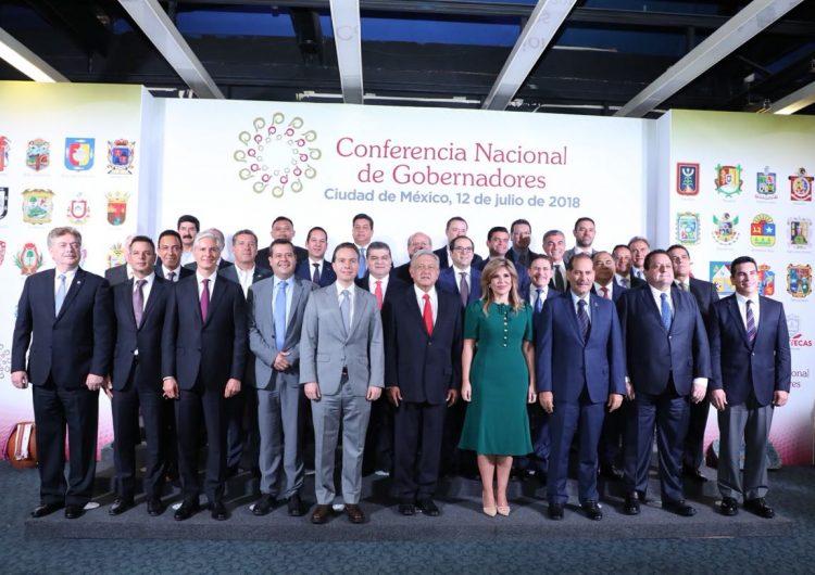 Se reúne el gobernador con el virtual presidente electo de México