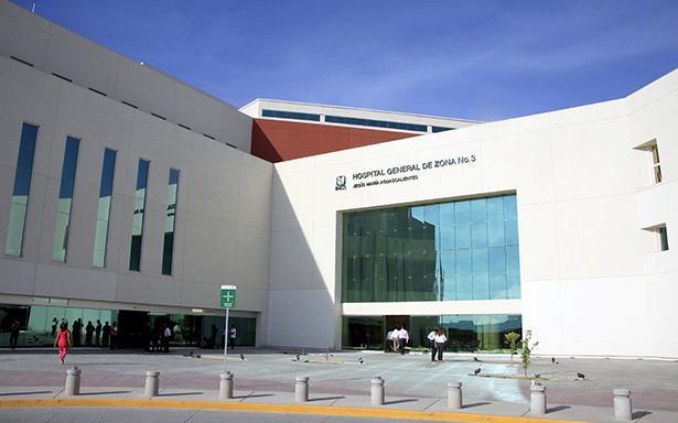Se lleva IMSS médicos del Hospital Hidalgo