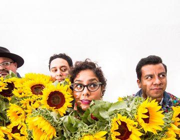 La Santa Cecilia y su música 100 por ciento mexicana