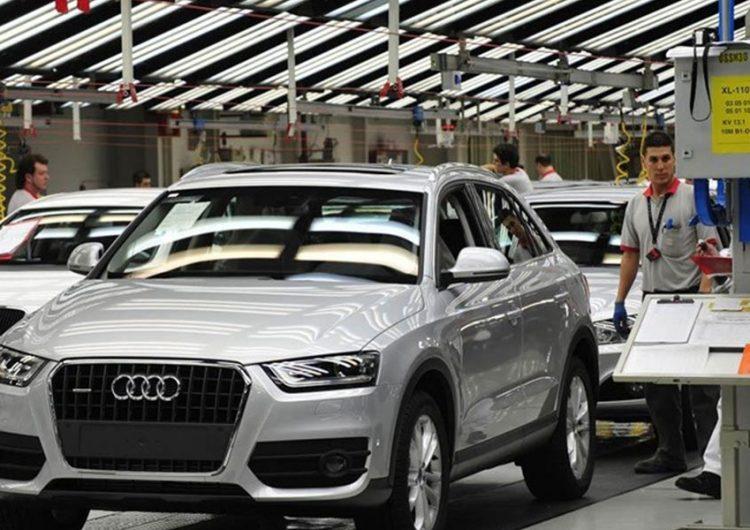 Reportan 600 despidos en Audi