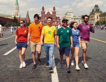 The Hidden Flag: ¿cómo pasear una bandera LGBTTTI en uno de los países más homofóbicos del mundo?