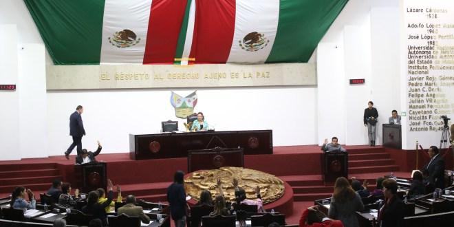 Vuelven al Congreso de Hidalgo cinco diputados que se disputaron cargos