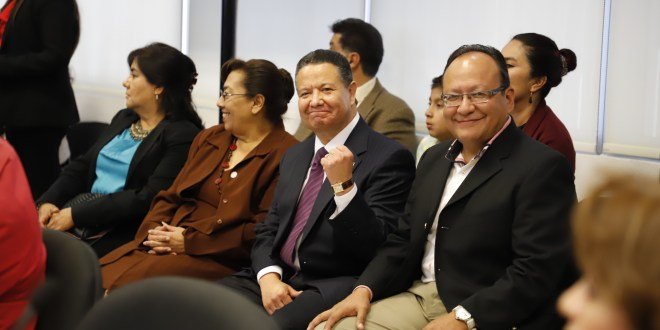 Entregan constancias de senadurías por Hidalgo