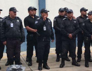 En Hidalgo, los policías no pasan exámenes de confianza y siguen laborando