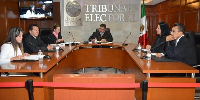 Resolverán 18 impugnaciones del Verde y Morena en TEEH