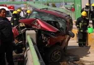 Atiende el HGP 28% de heridos en choques