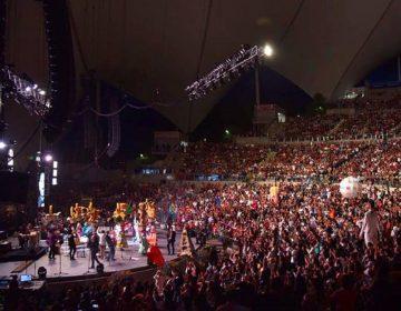 En 4 noches de conciertos, gasta gobierno de Oaxaca casi 10 mdp