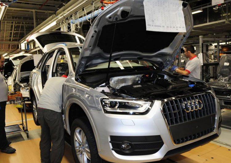 Descarta Canacintra cancelación de inversiones en Audi y VW pese a paros