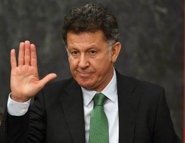 Opinión: Osorio dejó a la Selección Mexicana tal y como la encontró