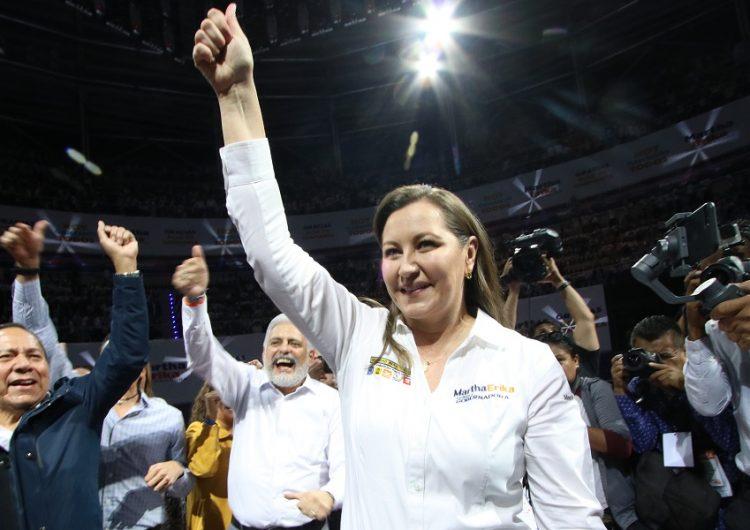 Puebla ya tiene gobernadora