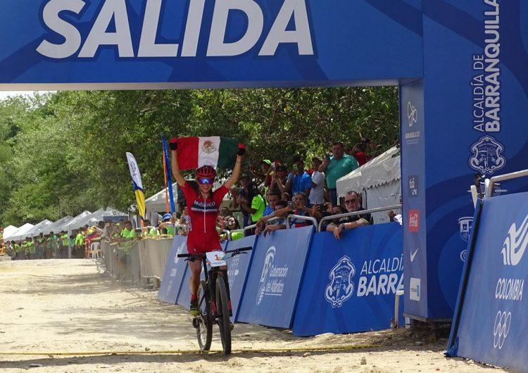 México imparable: suman 7 medallas de oro en centroamericanos