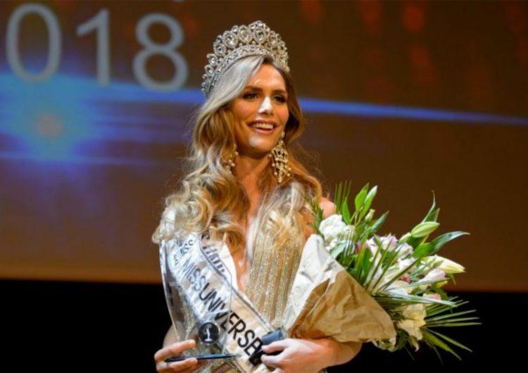 Ángela Ponce, la primera mujer transgénero en ganar Miss Universo España